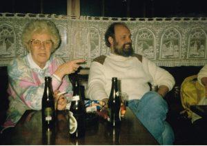 Verny (Poul´s mor) og Dan